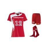 Handbal dames tenue 3-delig