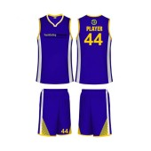 Basketbal tenue 2-delig