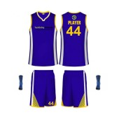 Basketbal tenue 3-delig