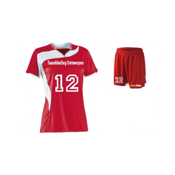 Handbal dames tenue 2-delig